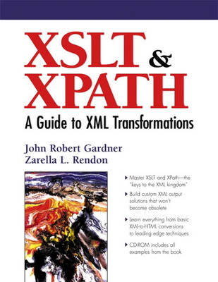 XSLT and XPATH: A Guide to XML Transformations (Mixed media product)