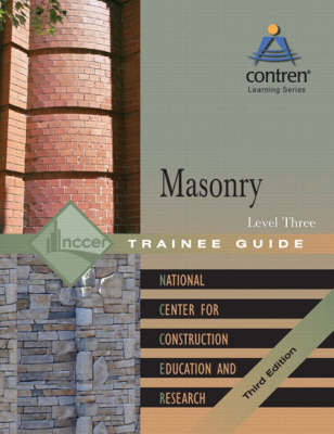 Masonry Level 3 Trainee Guide (Paperback)