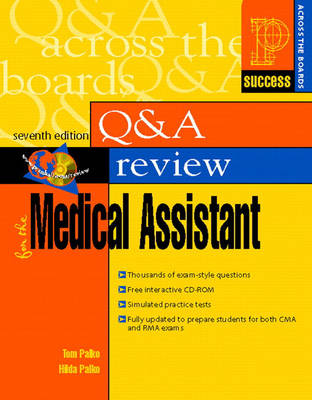 Prentice Hall's Health Question and Answer Review for the Medical Assistant (Paperback)
