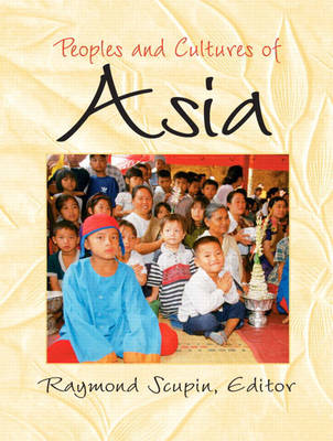 Peoples and Cultures of Asia (Paperback)