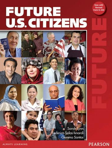 Future U.S. Citizens with Active Book (Mixed media product)