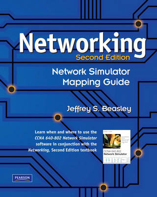 Networking with Pearson Simulator Bundle (Mixed media product)