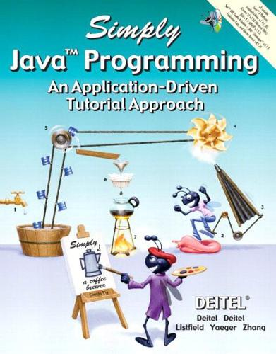 Simply Java Programming: An Application-Driven Tutorial Approach (Paperback)