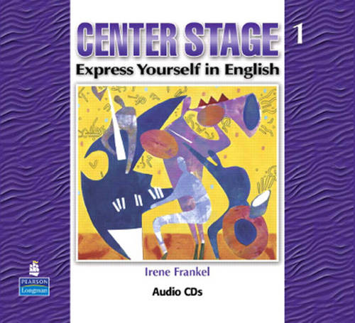 Center Stage 1 (CD-Audio)
