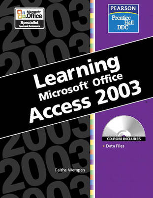 Learning Microsoft Access 2003 (Paperback)