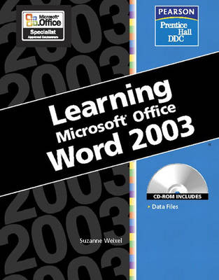Learning Microsoft Office, Word 2003 - Learning Series (DDC) (Paperback)
