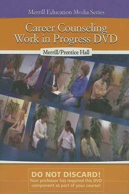 Career Counseling: Work in Progress (CD-ROM)