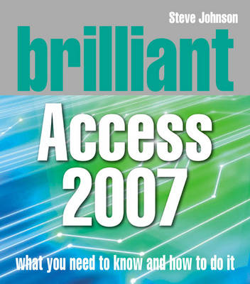 Brilliant Access 2007 (Paperback)