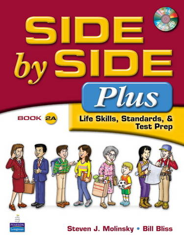 Side by Side Plus 2A Student Book (Paperback)