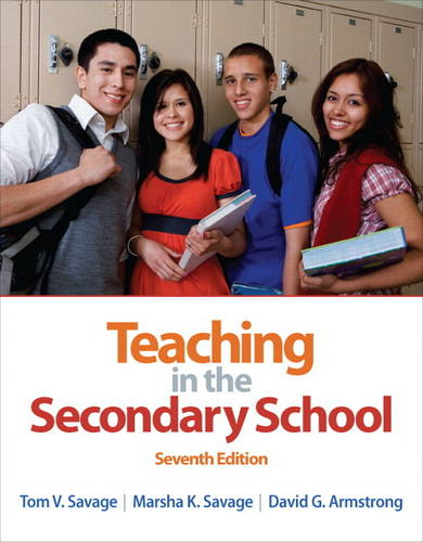Teaching in the Secondary School (Paperback)