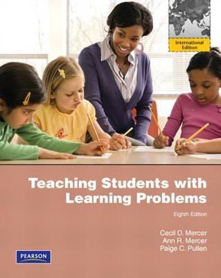 Teaching Students with Learning Problems (Paperback)