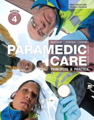 Paramedic Care: v. 4: Principles and Practice (Hardback)