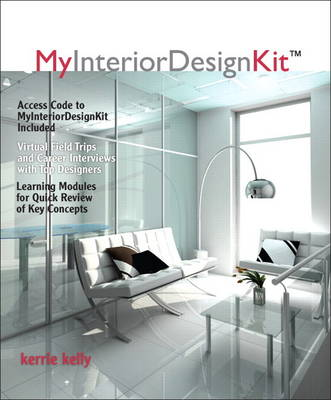Companion Book for MyInteriorDesignKit (Paperback)
