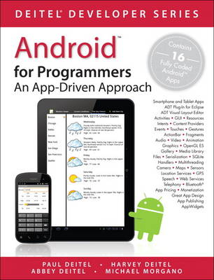 Android for Programmers: An App-Driven Approach (Paperback)