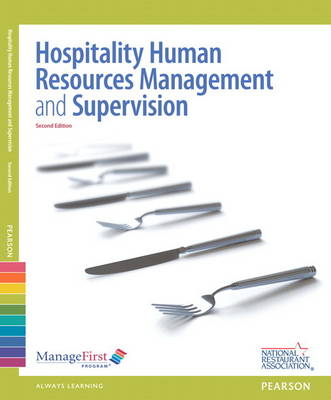 ManageFirst: Hospitality Human Resources Management & Supervision with Answer Sheet (Paperback)