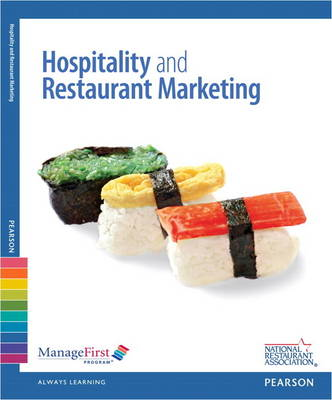 Manage First: Hospitality & Restaurant Marketing with Answer Sheet (Paperback)