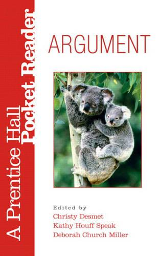 Argument: A Prentice Hall Pocket Reader (Paperback)