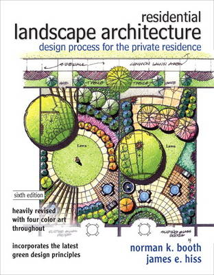 Residential Landscape Architecture: Design Process for the Private Residence (Hardback)