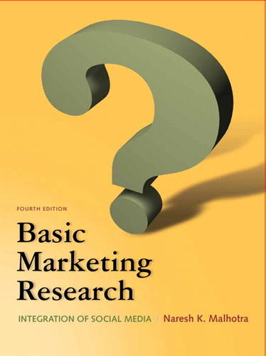 Basic Marketing Research (Paperback)