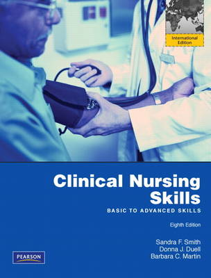 Clinical Nursing Skills (Paperback)