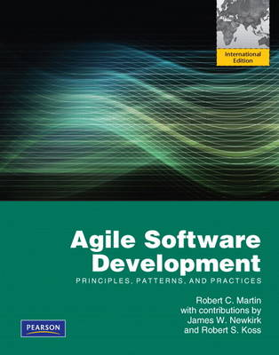 Agile Software Development, Principles, Patterns, and Practices (Paperback)