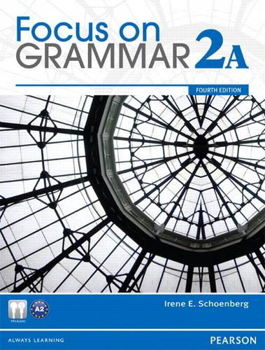 Focus on Grammar 2A Student Book & Focus on Grammar 2A Workbook Pack (Mixed media product)