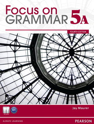 Value Pack: Focus on Grammar 5A with MyEnglishLab and Focus on Grammar 5A Workbook (Mixed media product)