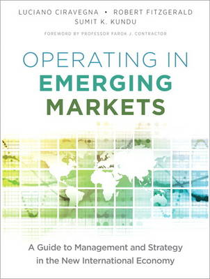 Operating in Emerging Markets: A Guide to Management and Strategy in the New International Economy (Hardback)