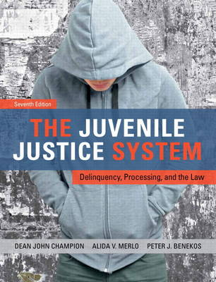 The Juvenile Justice System: Delinquency, Processing, and the Law Plus MyCrimeKit -- Access Card Package (Mixed media product)