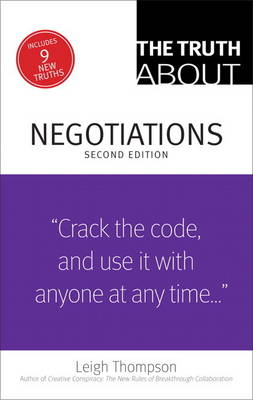The Truth About Negotiations (Paperback)