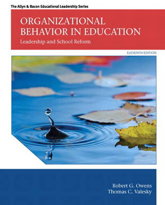 Organizational Behavior in Education: Leadership and School Reform (Paperback)
