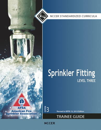 Sprinkler Fitting: Trainee Guide Level 3 (Paperback)