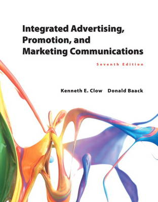 Cover Integrated Advertising, Promotion, and Marketing Communications