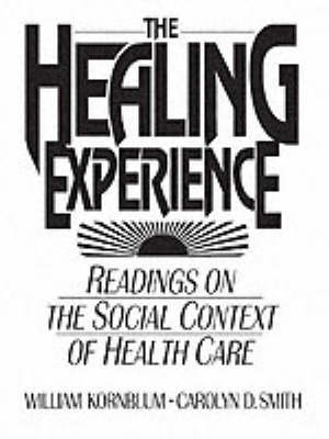 The Healing Experience: Readings on the Social Context of Health Care (Paperback)