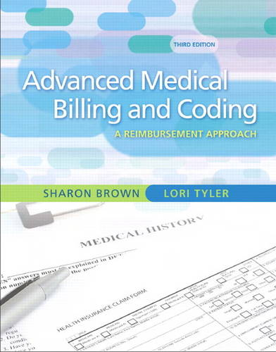 Guide to Advanced Medical Billing: A Reimbursement Approach (Mixed media product)