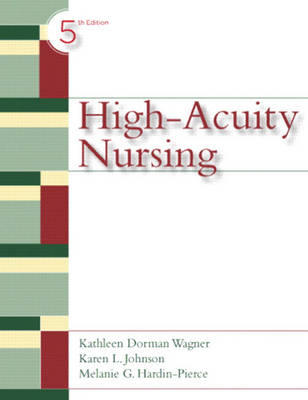 High Acuity Nursing (Mixed media product)