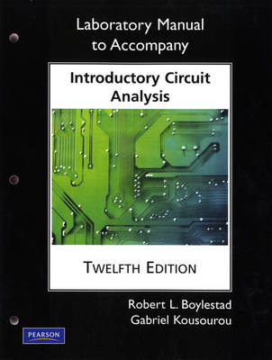 Laboratory Manual for Introductory Circuit Analysis (Paperback)