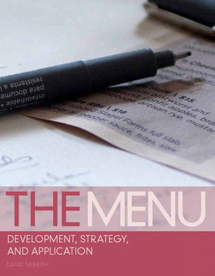 The Menu: Development, Strategy, and Application (Paperback)
