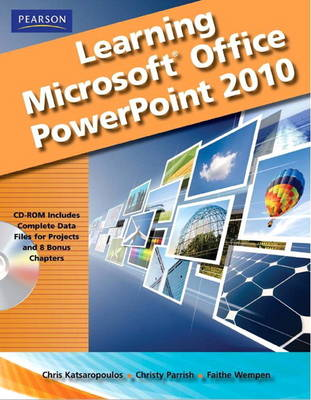 Learning Microsoft Office PowerPoint 2010 (Mixed media product)