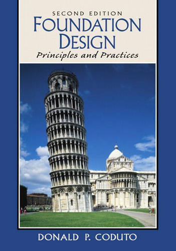 Foundation Design: Principles and Practices (Hardback)