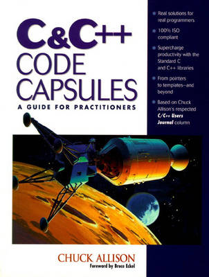 C and C++ Code Capsules: A Guide for Practitioners (Paperback)