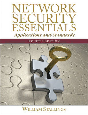 Network Security Essentials: Applications and Standards (Paperback)