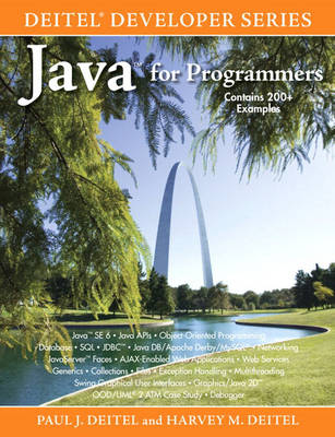 Java for Programmers (Paperback)