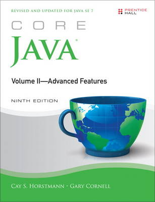 Core Java: Advanced Features Volume II (Paperback)