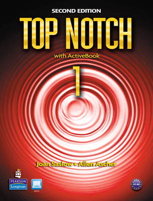Top Notch 1 with ActiveBook: 1 (Paperback)