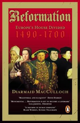 A Reformation: Europe's House Divided (Paperback)