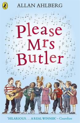 Please Mrs. Butler: Verses (Paperback)