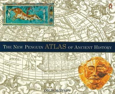The New Penguin Atlas of Ancient History (Paperback)