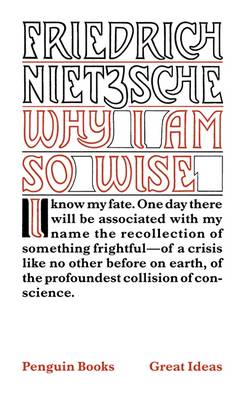Why I am So Wise - Penguin Great Ideas (Paperback)