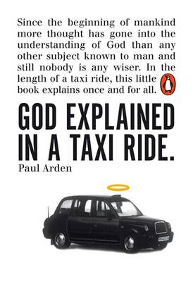 God Explained in a Taxi Ride (Paperback)